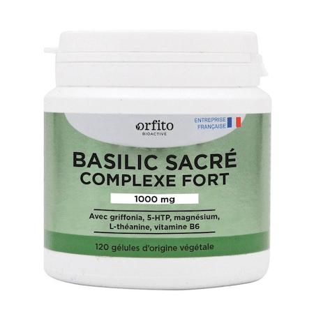 basilic sacre stress